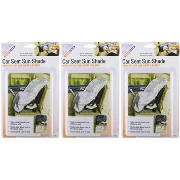 Mommy's Helper Car Seat Sun Shade - Multipack - 3 count