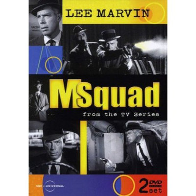 Timeless Media M Squad (2 Disc) (dvd)