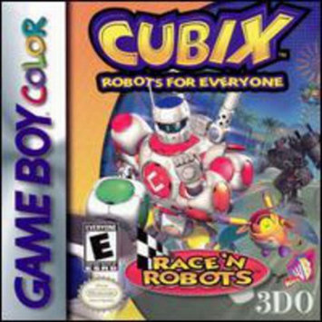The 3do Company Cubix Robots for Everyone GBC