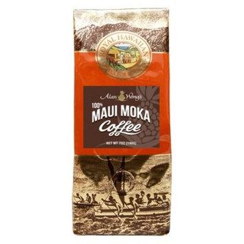 Royal Hawaiian Maui Moka Medium Roast Ground Coffee - 7oz