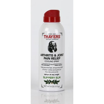 Thayers Arthritis & Joint Pain Relief Cooling Spray, 4 oz