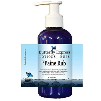 LePaine Rub 8oz - by Butterfly Express