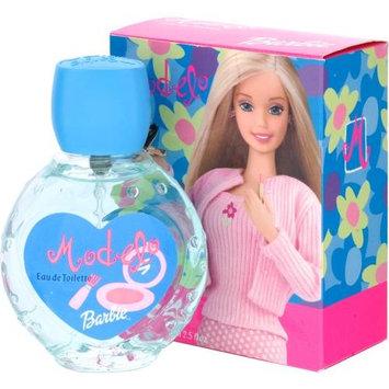 Barbie Modelo By Mattel Edt Spray 2.5 Oz Women