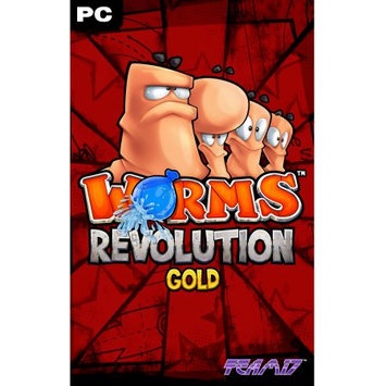 Team17 Worms Revolution Gold (PC)(Digital Download)