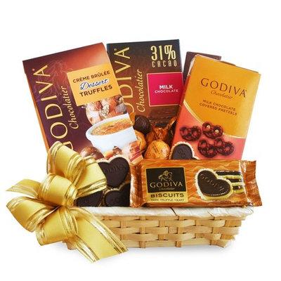 California Delicious A Gift Set Of Godiva Gift Set