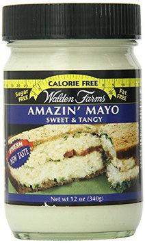 Walden Farms Amazin' Mayo - Sugar Free, Calorie Free, Fat Free, Carb Free, Gluten Free - 2 Bottle