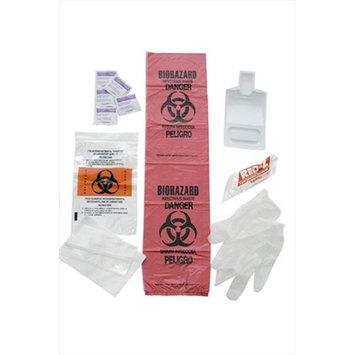 Kemp 10-599 Bloodbourne Kit In Plastic Bag
