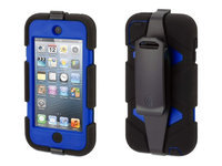 Griffin Technology GB35697 Survivor Case For iPod Touch 5 Gen - Black