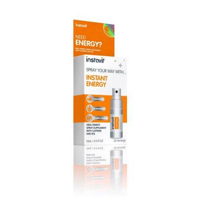Instavit Instant Energy Spray, 14ml
