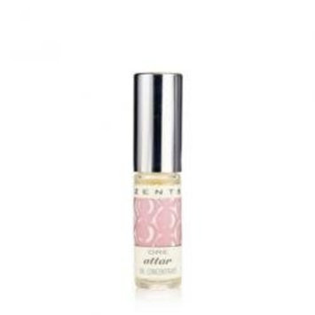 Zents Attar Fragrance Concentrate, Roll-On Perfume and Aromatherapy, for Travel and Long Lasting Scent, 33 oz / 10 ml (Anjou)