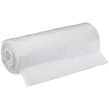 Aluf Plastics SR-366017C SR High Density Star Seal Roll Bag, 50-55 Gallon Capacity, 58