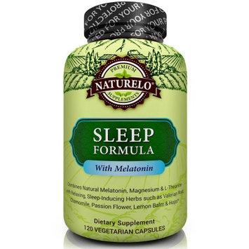 Naturelo Sleep Formula - 120 Capsules