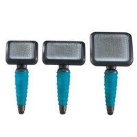 Petedge TP0018 12 79 MGT Ergonomic Slicker Brush Xsm Purple