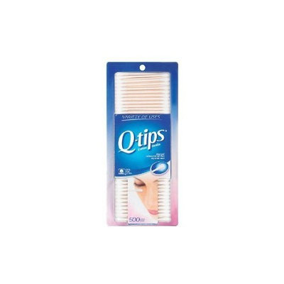 Q Tips 500 Count Value Pack (Pack of 3)