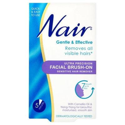 Nair hair remover facial brush-on 50ml