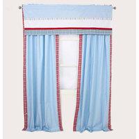Bacati Aidan Curtain Panel