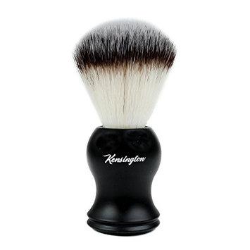 Kensington Nylon Bristle Classic Wet Shaving Brush with Stand