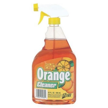 Delta Brands & Products 90705-8 All-Purpose Solution Cleaner, Orange, 22-oz. Trigger Spray