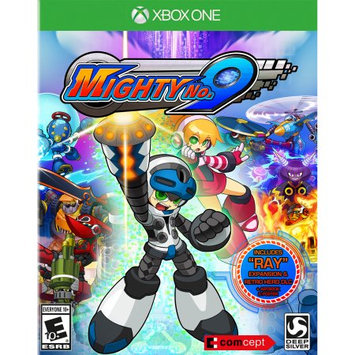 Comcept Mighty No. 9 - Pre-Owned (Xbox One)
