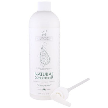 Puracy, Natural Conditioner, Citrus & Mint, 16 fl oz (473 ml)