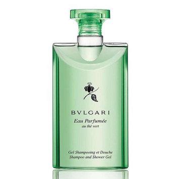 Bvlgari Eau Parfumee Au The Vert (Green Tea) Bath and Shower Gel 2.5oz - Set of 3