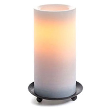 Candle Impressions Flameless Candle, Blue