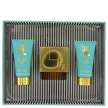 L Lamb by Gwen Stefani - Gift Set -- 1.7 oz Eau De Parfum Spray + 2.5 oz Bo - Women