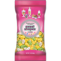 Celebrations By Sweetworks Candy Sweet Shapes(Tm) 12Oz Bag-Shimmer (Tm) Bear Mix