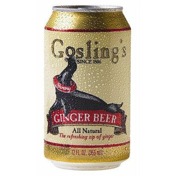 Gosling's Ginger Beer 12 Oz Cans - Pack of 24
