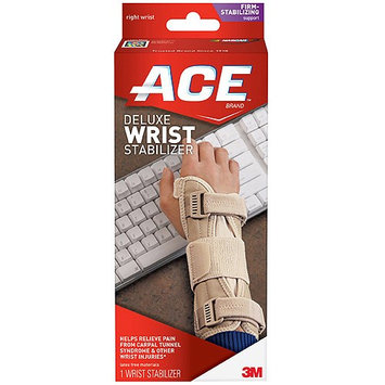 Ace 207279 Deluxe Wrist Stabilizer - Hand- Right Hand, Size- Large-x