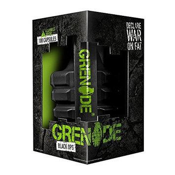 Grenade Black Ops Nutritional Supplement