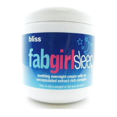Bliss FabGirlSleep Soothing Overnight Cream, 6 Oz