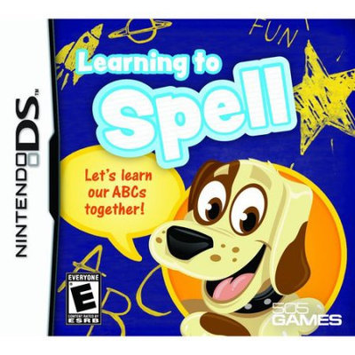 Games Us Inc. Learning to Spell