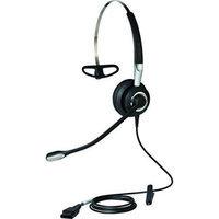 Gn Netcom Jabra Jabra BIZ 2400 II Headset - Mono - USB - Wired - Gold Plated - Over-the-head - Monaural - Supra-aural
