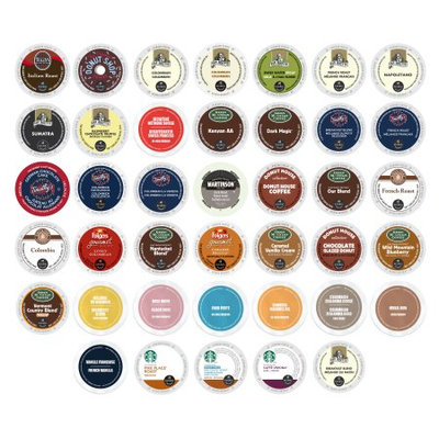 Green Mountain Coffee Variety Pack, Mix Pack Selection of the Best Coffees in the World for Keurig K cup Brewers, 4 X 40 (160 Total)