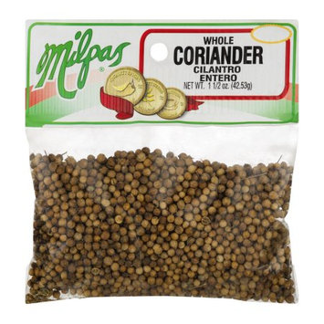 Milpas Whole Coriander, 1 1/2 oz