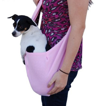 Anima Pink Sling Bag For Puppy Dog - One Size