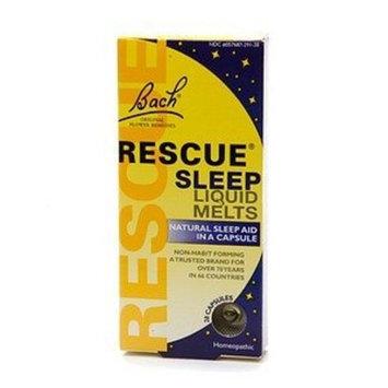 Bach Rescue Sleep Liquid Melts, Capsules 28 ea