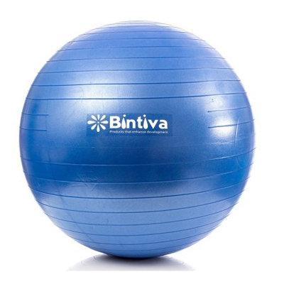 Bintiva Anti-burst Fitness Exercise Stability Yoga Ball / Swiss, Birthing, gym Ball