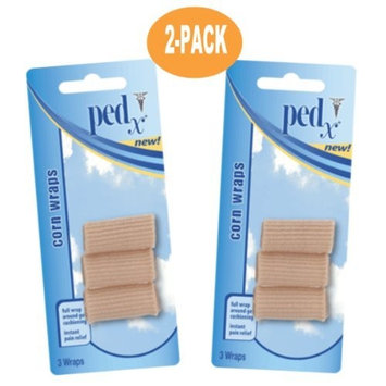 Pedx Gel Corn Wraps. 2-pack. (6 Total)
