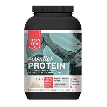 Essential Protein Plain Iron-Tek 26.1 Powder