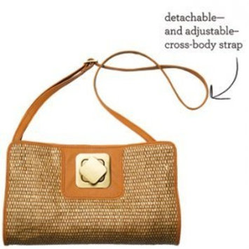 Avon Mark Catch Of The Day Clutch Natural Color