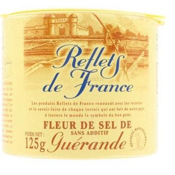 French Fleur De Sel Guerande Reflets De France-Fleur De Sel De Guerande - 4,41 Oz