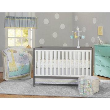 Triboro Quiilt Manufacturing Corporation Garanimals Animal Crackers 3-Piece Crib Bedding Set