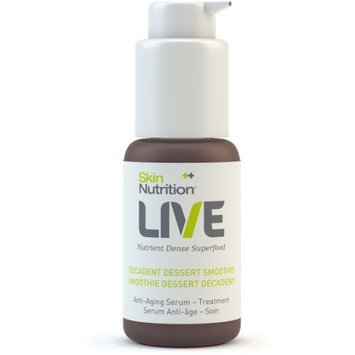 Skin Nutrition Live Decadent Dessert, 1 Ounce by Skin Nutrition