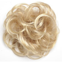 Tony of Beverly Womens Synthetic Hairpiece ''Flounce''-Coconut Cream: creamy platinum, beige lowlights