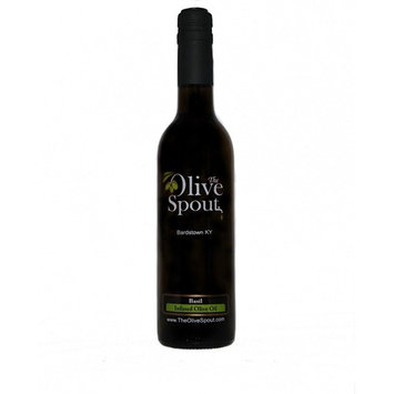 Infused Extra Virgin Olive Oil, Basil 375ml [Basil]