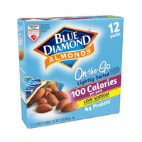 Blue Diamond® On-the-go Lightly Salted Low Sodium