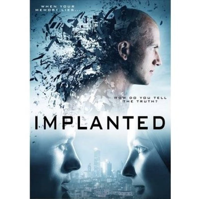 Fye Implanted DVD