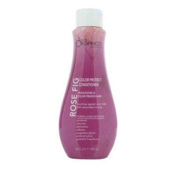 Juice Organics Rose Fig Color Protect Hair Conditioner - 10 fl oz